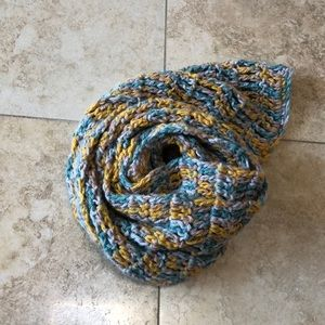 3 for 15 winter Knit scarf